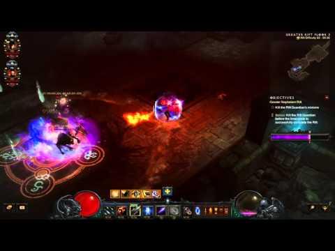 Diablo 3: The Diversity Of Uncommon Builds (Team 1/12 Grift 63 v2.4.0)