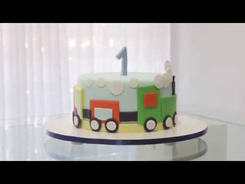 Train Cake - CAKE HUB