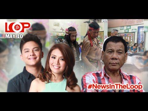 In the Loop: Duterte 2016; Selfie Problems