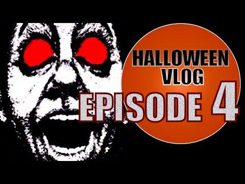 DIY Animated Halloween Props - Halloween Vlog 2016 Episode 4: Something Borrowed