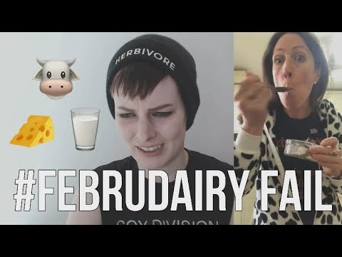 Februdairy Fail / Pet Pig Eaten by Family / Raw Diet Does Not Cure Cancer