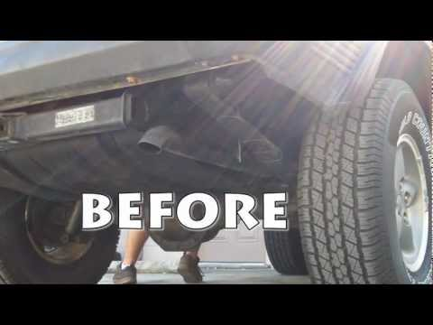 JEEP CHEROKEE i6 4.0L MEANEST SOUND EVER