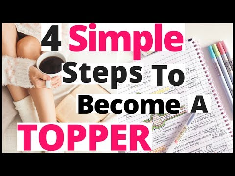 How Do TOPPERS Study? To Score Highest In Exams|biology bytes|Secret Study Tips|Motivational Video