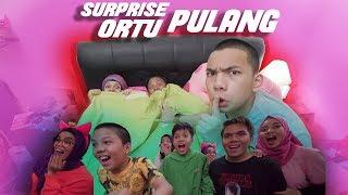 Setelah Berbulan2, Ortu Pulang!! Sembunyiin di Kamar Buat Surprise Ke Semuanya