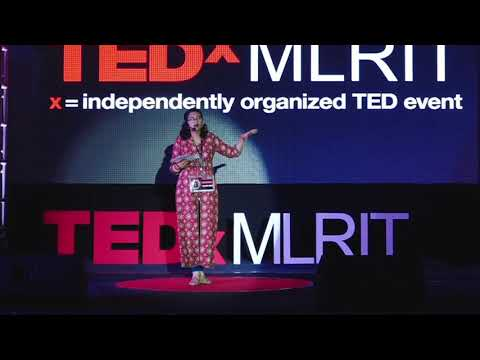 Poetry and Perception | Drishti Nagda | TEDxMLRIT