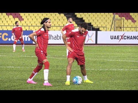 War-torn Syria eye World Cup spot