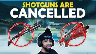 SHOTGUNS ARE CANCELLED...