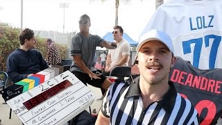 Behind The Scenes If Nfl Refs Played Fantasy Football