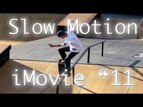 How to Use Slow Motion in iMovie
