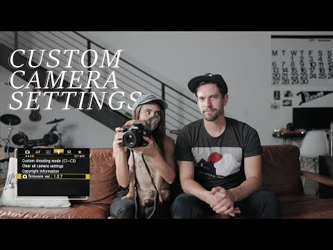 Get the Shot Faster! Customizing Your Camera Settings