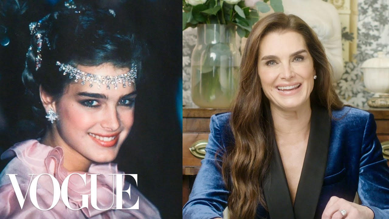 Brooke Shields Breaks Down 12 Looks From 1978 to Now   Life in Looks   Vogue