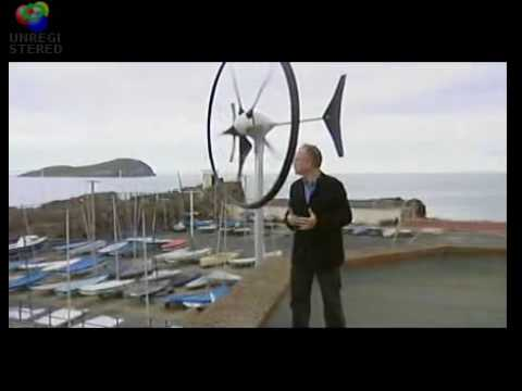 BBC Newsnight Swift Wind Turbine