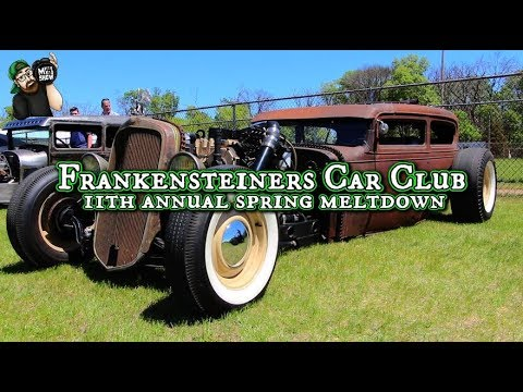 INCREDIBLE RAT RODS!!! - Cars & Trucks - Frankenseiners Car Club - CAR SHOW!!!