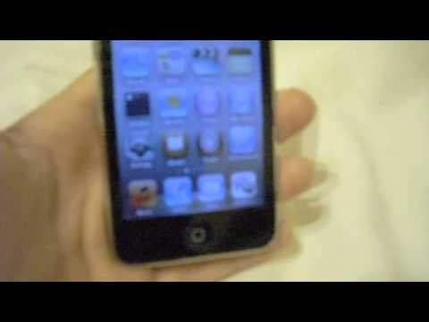 How To: Use Multitasking/Homescreen Wallpapers: iPod touch 2G/iPhone 3G (Jailbroken)