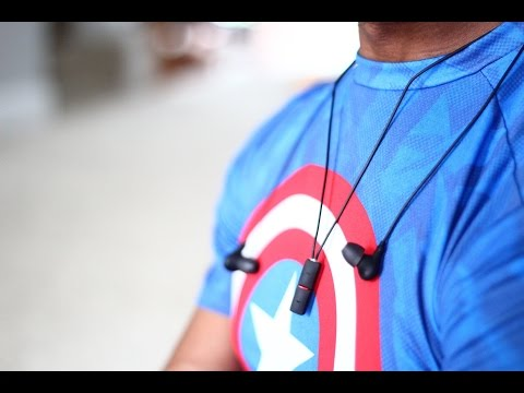 Review: A6 Sport Neckban Earphones by Syllable