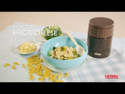 Broccoli-Chicken Mac & Cheese | Thermos® Recipes