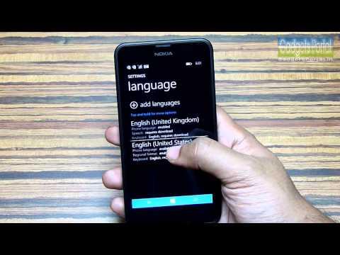 How To Enable CORTANA on a Windows Phone 8.1 device [Lumia 730/530/630]