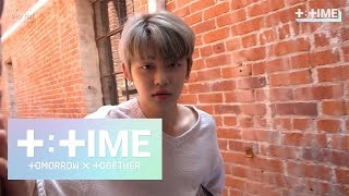 Download [T:TIME] Can go anywhere with YEONJUN! - TXT (투모로우바이투게더) Video