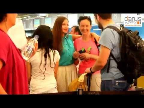 ClarusApex: Nando's Departure - July, 2015 (HOW UKRANIANS WENT TO QATAR)