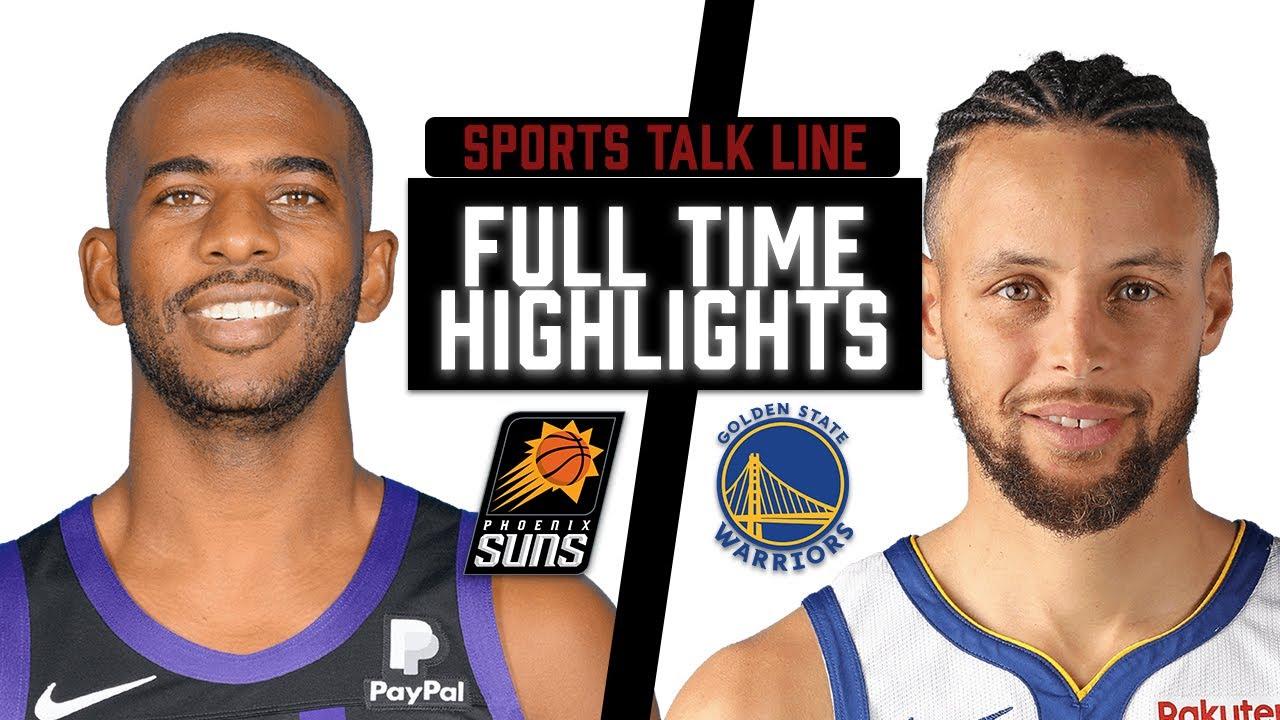 Suns Vs Warriors  HIGHLIGHTS Full Game   NBA May 11