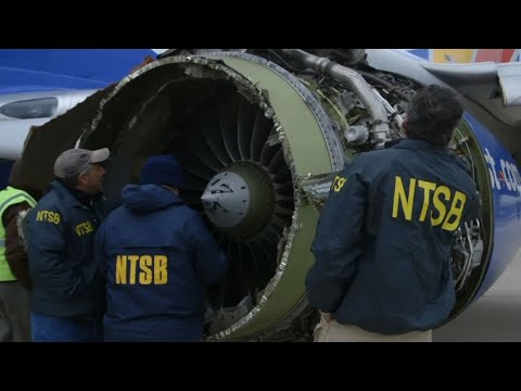 FAA Set To Order Aircraft Engine Inspections