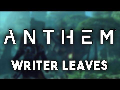 Mass Effect Lead Writer Leaves BioWare Ahead of Anthem!!