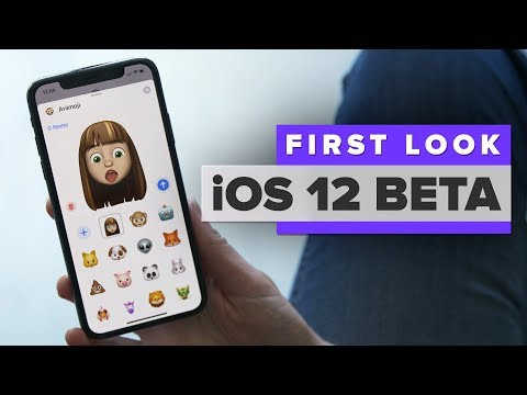 iOS 12: First look at the developer beta