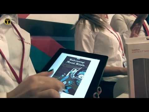 Vodafone Smart Tab 3'e yakından bakıyoruz!