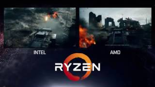 AMD Ryzen™ delivers 4K gaming at 60+ fps