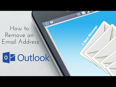 How to Fully Remove an Email from Outlook - Windows 10