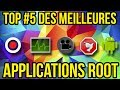 Android Top 5 Meilleures Applications Root 1