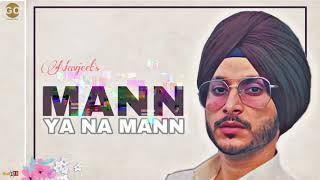Navjeet - Mann Ya Na Mann [Oficial video] | Latest punjabi songs 2019 | Romantic sad songs 2019