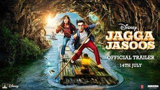 Jagga Jasoos | Official Trailer | In Cinemas July 14