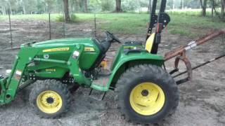 John Deere 3025E vs  Kubota L2501 Compact Tractors - PakVim