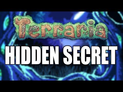 Hidden Secret in Terraria 1.3 EVERYONE Should See! Last Prism Easter Egg!