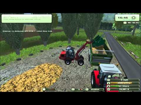 Farming Simulator 2013 - Lets Play #7 - Manure
