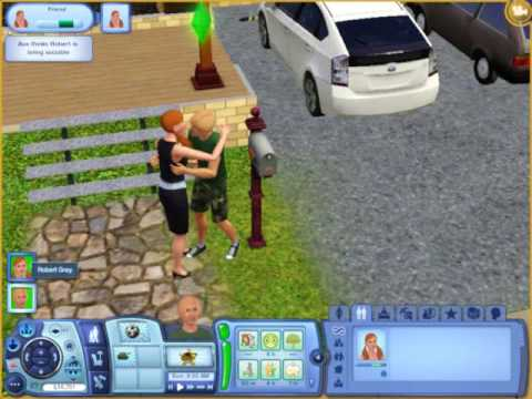 Sims 3: Proposal and Marriage Tutorial