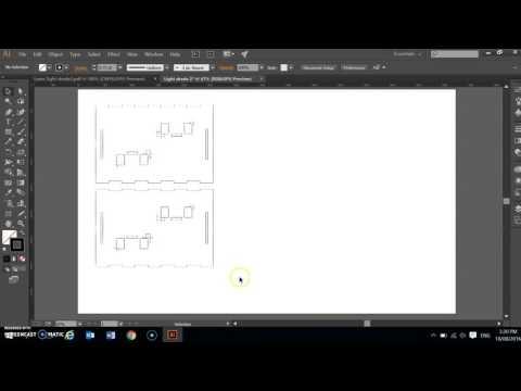Export AutoCAD to Illustrator