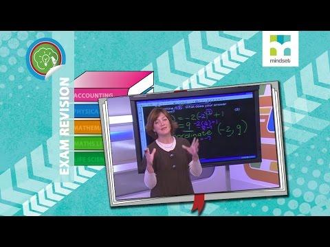 Mathematics P1 Exam Questions (Live)