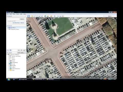 Google Earth Altitude Accuracy : Learn How To Set It