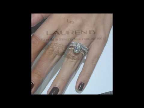 Comparing Larger Eternity Diamond Bands