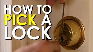 How To Pick A Lock The Art Of Manliness