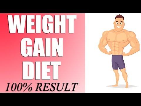 Best Weight Gain Diet Plan For Men, Women And Skinny Guy