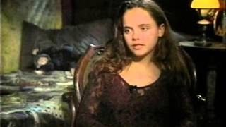 Christina Ricci Interview. Age 13.1993