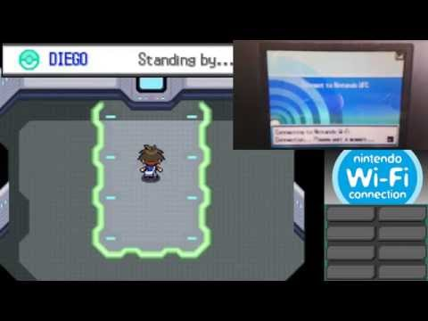 Nintedo DS Wifi Server Emulator - POKEMON GAMES WORKING!!