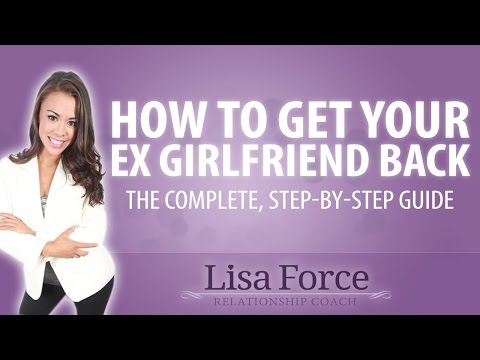How to Win Your Ex Girlfriend Back - Make Her Fall Back In Love With You (Complete System)