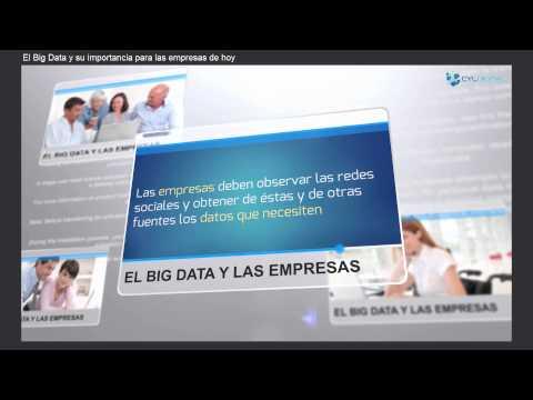 Big data y su importancia para las empresas de hoy