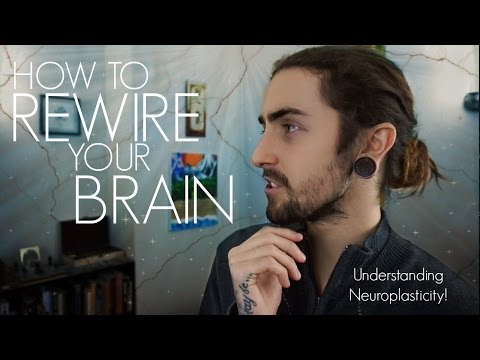 How to Rewire Your Brain with Neuroplasticity! (5 Steps to Changing the Way Your Mind Works)