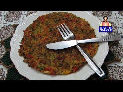 Masala Egg Omelette - the most popular egg preparation in indian cuisine is masala omelette.