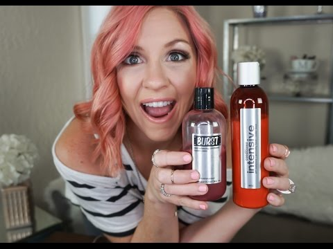 How To Keep Your Pink, Purple, Blue, Red or Green Hair Color Vibrant| Boost&Burst| Megan Navarro